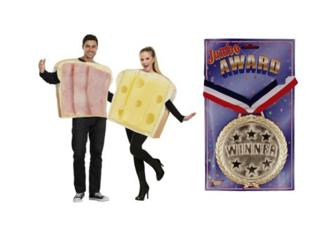 Bread Winners Couples Costume