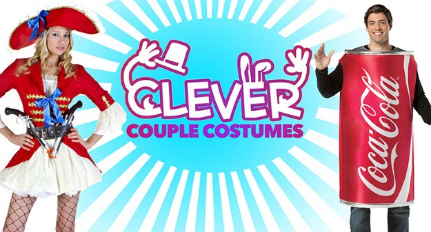 Clever Couples Costume Ideas - Halloween Costumes Blog