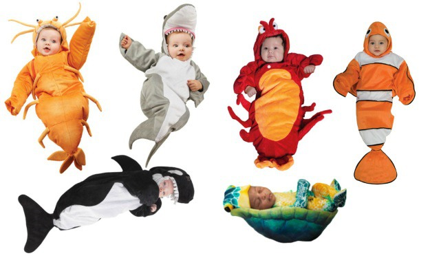 Sea Life Baby Costumes.jpg