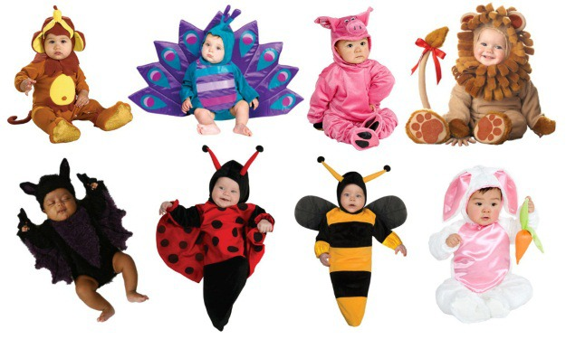 Animal and Insect Baby Costumes.jpg