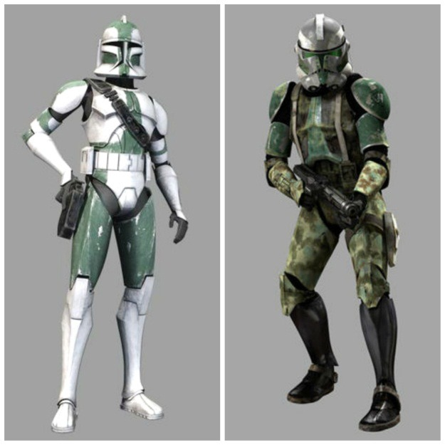 Commander Gree Phase I and Phase II