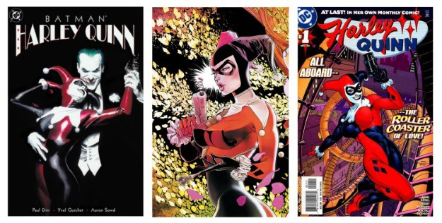 Women in Comics Harley Quinn