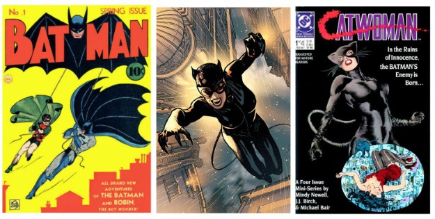 Women in Comics Catwoman