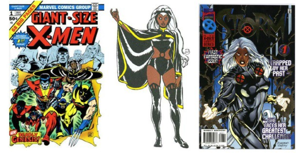 Women in Comics Storm