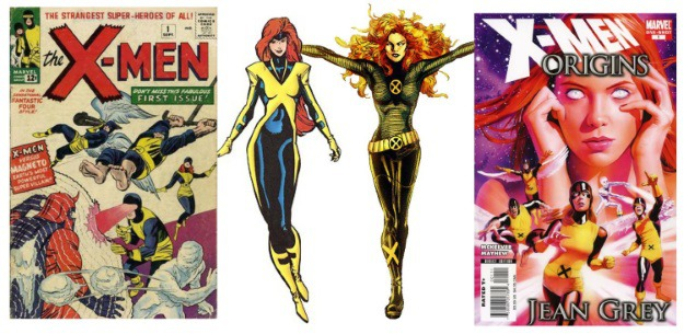 Women in Comics Jean Grey