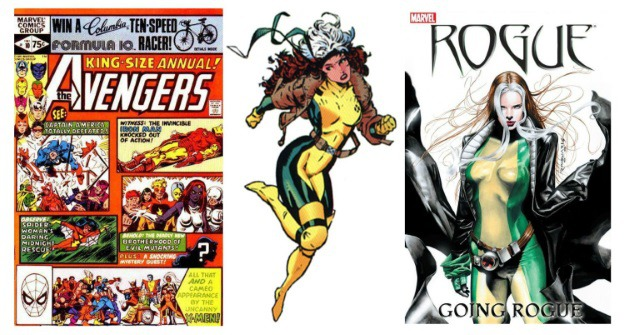 Women in Comics Rogue