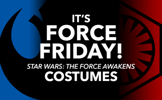 Force Friday Header