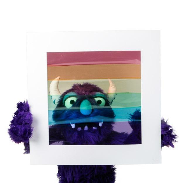 HalloweenCostumes.com Monster Celebrates Pride