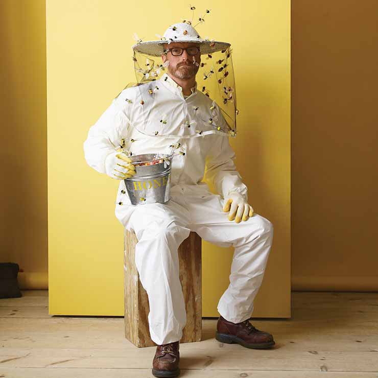 Bee keeper costume for 2015