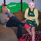 Bojack Horseman costume for 2015