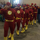 Flash costume for 2015