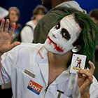 Joker Nurse costume for 2015