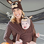 Kangaroo and Joey costume for 2015