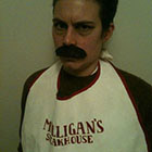 Ron Swanson costume for 2015