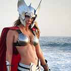 She Thor costume for 2015