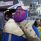 Thanos costume for 2015