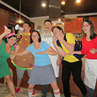 Bob's Burgers Group Costume