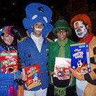 Cereal Mascots Group Costume