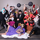 Circus Group Costume