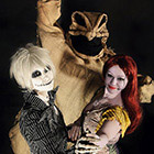 Nightmare Before Christmas Group Costume