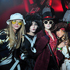 Johnny Depp Group Costume