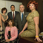 Mad Men Group Costume