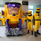 MODOK and Group Costume