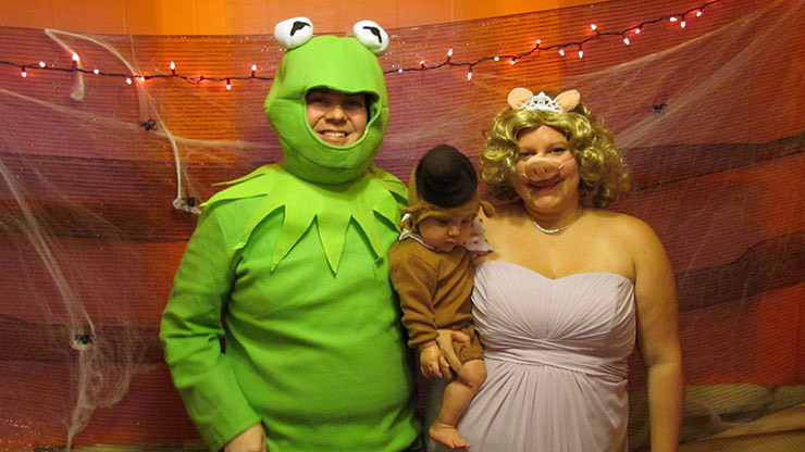Muppets Group Costume