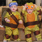 Ninja Turtles Group Costume