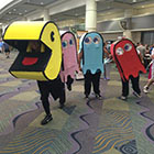 Pac-Man Group Costume