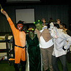 Shrek Group Costume
