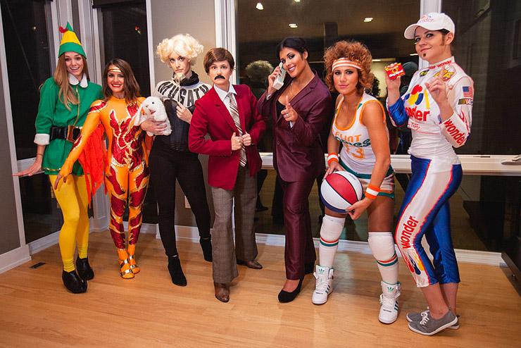 Will Ferrell Group Costume