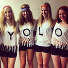 YOLO Group Costume