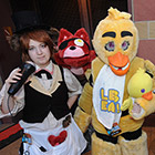 Five Nights at Freddy's Group Costume