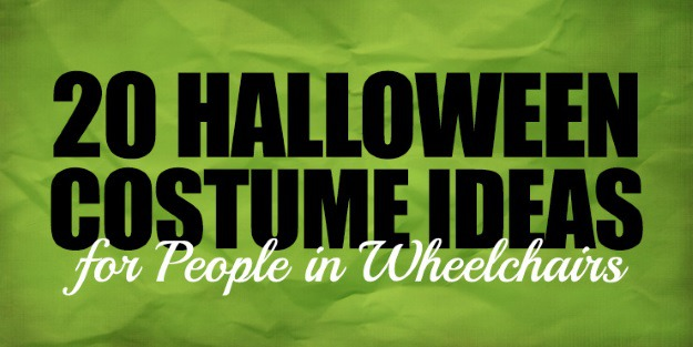 graphic regarding Halloween Express Printable Coupon named 20 Halloween Dress Strategies for Us residents within Wheelchairs