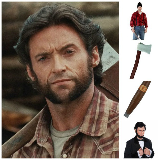 how to make wolverine hairstyle