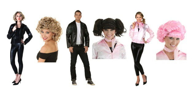 Grease Costumes for Groups