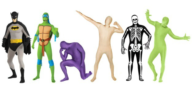 Zentai Suit Group Costumes
