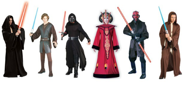 Star Wars Costumes for Groups