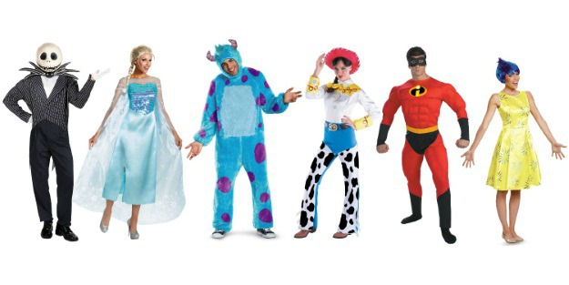 Disney Costumes for Groups