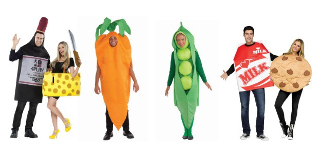 Food Costumes for Groups