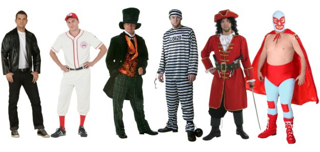 exclusive big and tall costumes & Big and Tall Costume Ideas for Men - Halloween Costumes Blog