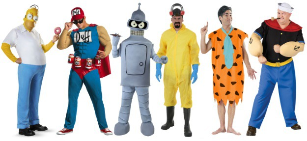 Big and Tall Television Costume Ideas  sc 1 st  Halloween Costumes : halloween costumes for tall people  - Germanpascual.Com