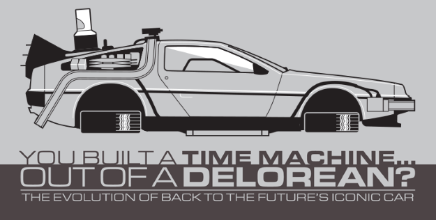 Delorean Header
