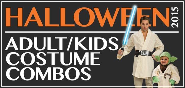 Adult Kid Costume Ideas