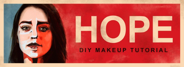 Hope DIY Makeup Tutorial