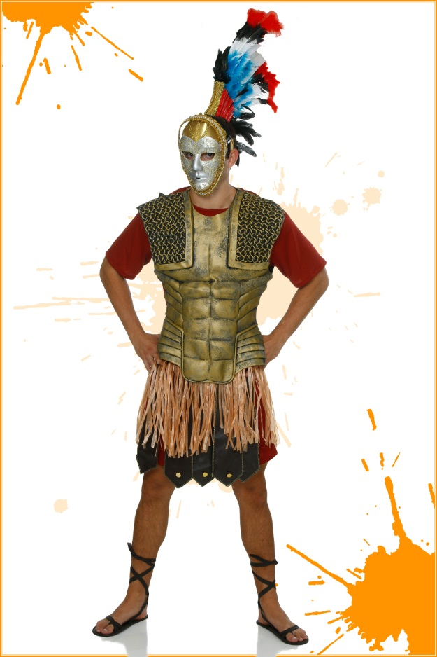 Legends of the Hidden Temple Temple Guard Costume