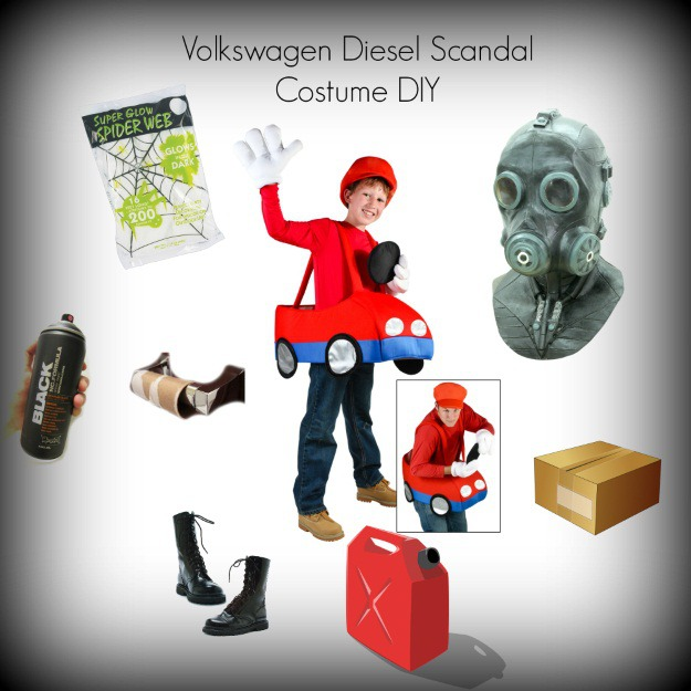 Volkswagen Diesel Scandal Costume How To