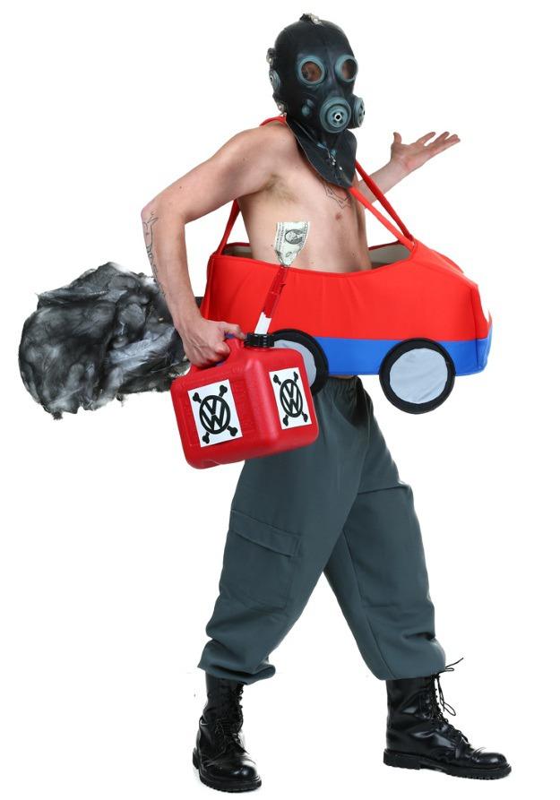 Volkswagen Diesel TDI Scandal Costume