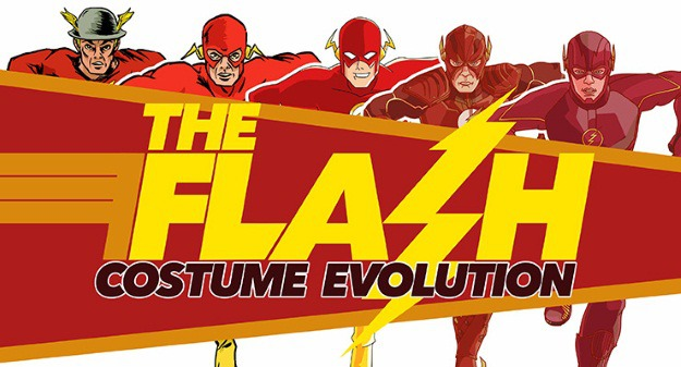 Evolution of the Flash